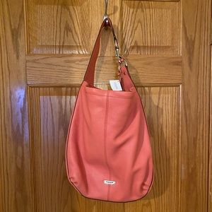 NWT! Coach Avery Leather Hobo